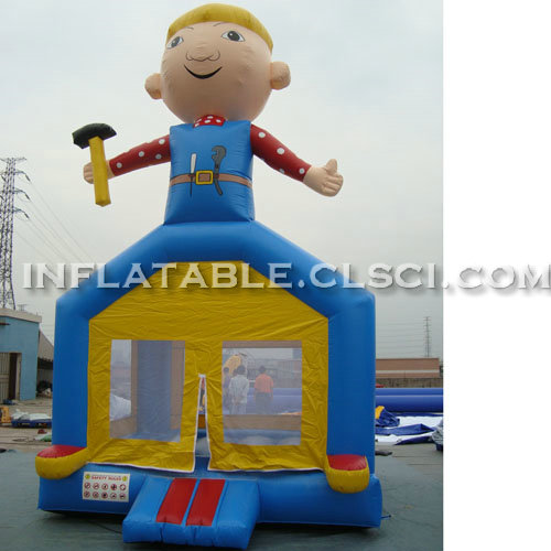 T2-2824 Inflatable Bouncers