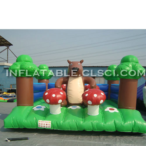 T2-2825 Inflatable Bouncers