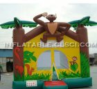 T2-2826 Inflatable Bouncers
