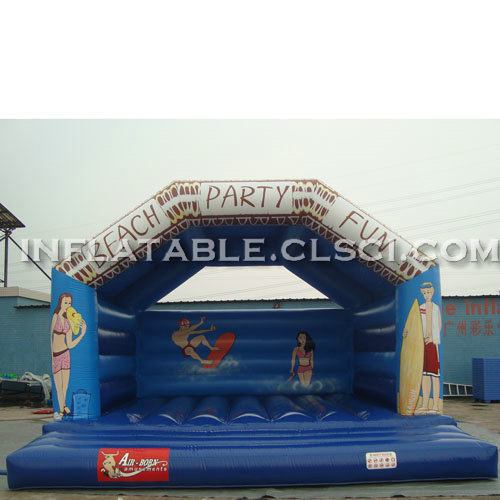 T2-2829 Inflatable Bouncers