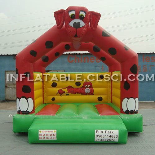 T2-2830 Inflatable Bouncers