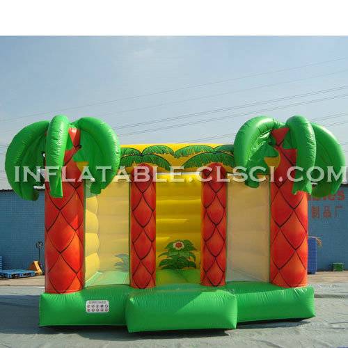 T2-2833 Inflatable Bouncers