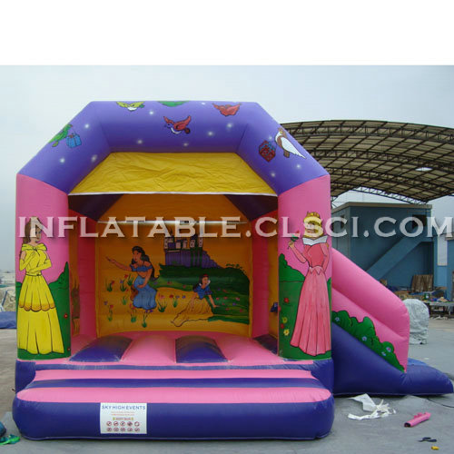 T2-2834 Inflatable Bouncers
