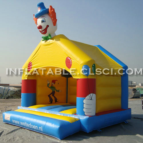 T2-2835 Inflatable Bouncers