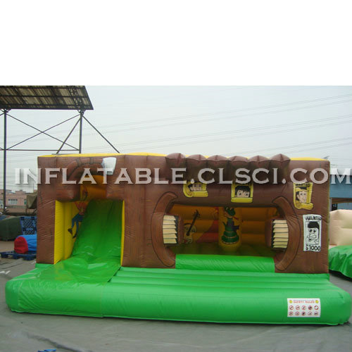 T2-2838 Inflatable Bouncers