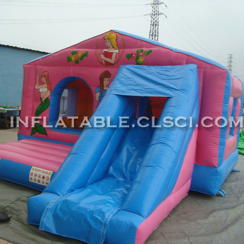 T2-2839 Inflatable Bouncers