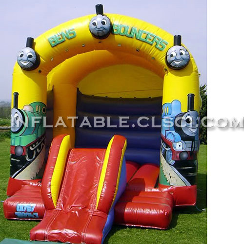 T2-2840 Inflatable Bouncers