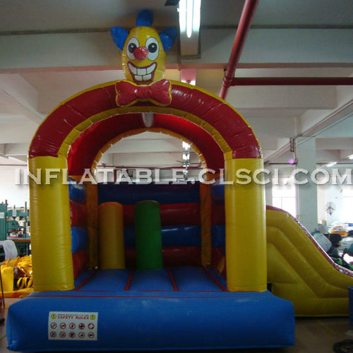 T2-2842 Inflatable Bouncers