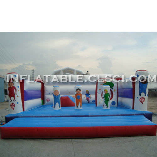 T2-2844 Inflatable Bouncers