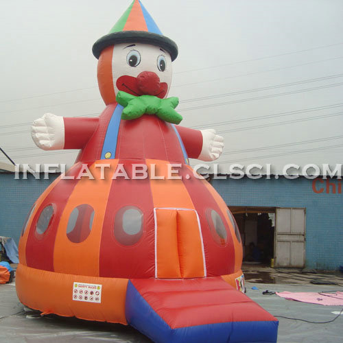 T2-2845 Inflatable Bouncers