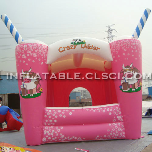 T2-2847 Inflatable Bouncers