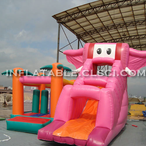 T2-2850 Inflatable Bouncers