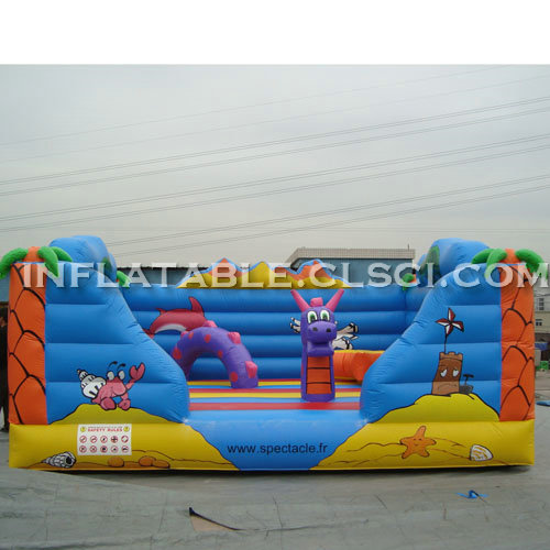 T2-2856 Inflatable Bouncers