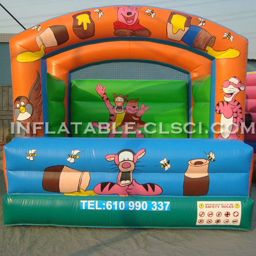 T2-2858 Inflatable Bouncers