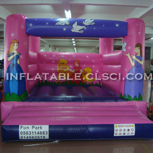 T2-2860 Inflatable Bouncers
