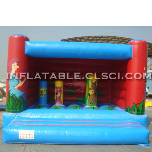 T2-2862 Inflatable Bouncers
