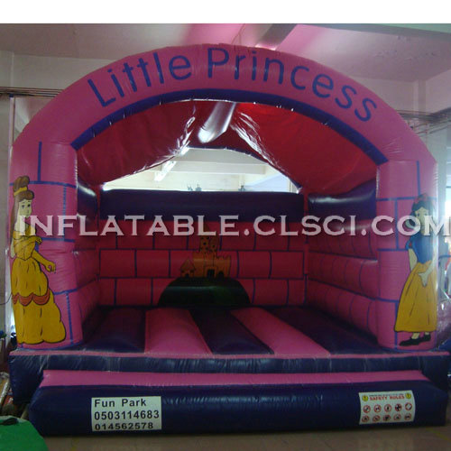 T2-2864 Inflatable Bouncers