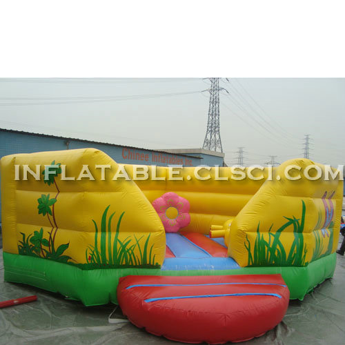 T2-2867 Inflatable Bouncers