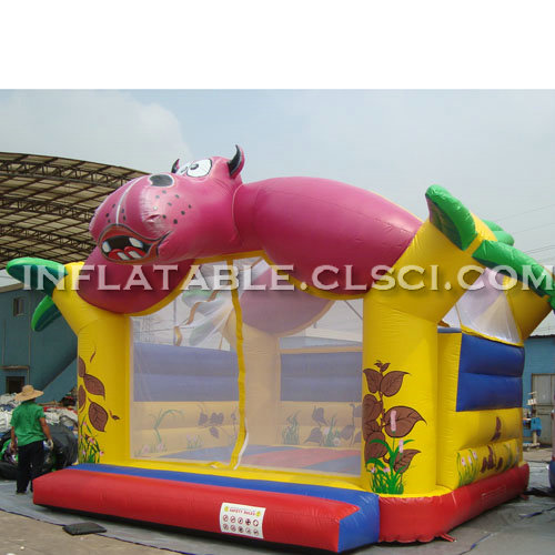 T2-2871 Inflatable Bouncers