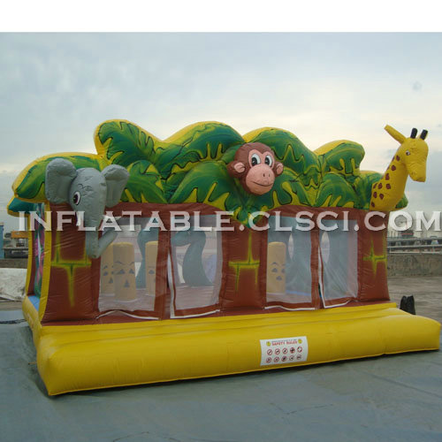 T2-2872 Inflatable Bouncers