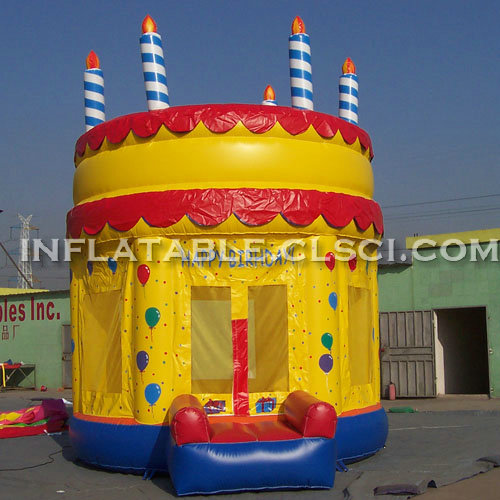T2-2874 Inflatable Bouncers