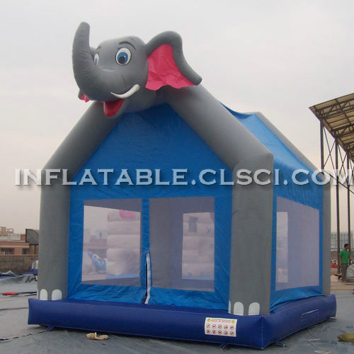 T2-2876 Inflatable Bouncers