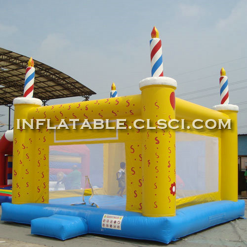 T2-2878 Inflatable Bouncer
