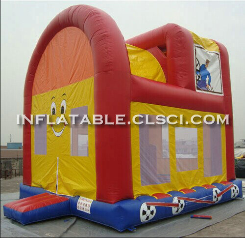 T2-2879 Inflatable Bouncer
