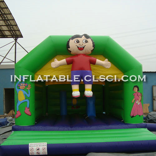 T2-2881 Inflatable Bouncer