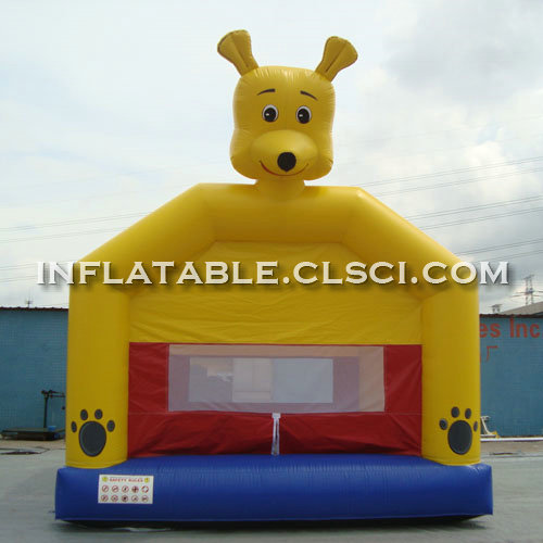 T2-2883 Inflatable Bouncer