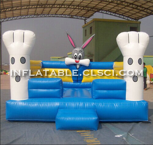 T2-2885 Inflatable Bouncer