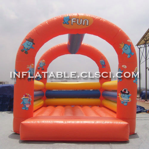 T2-2888 Inflatable Bouncer