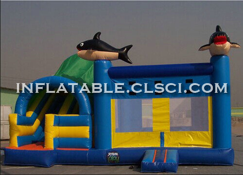 T2-2897 Inflatable Bouncer