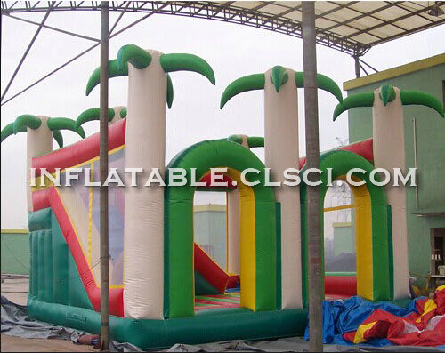 T2-2898 Inflatable Bouncer