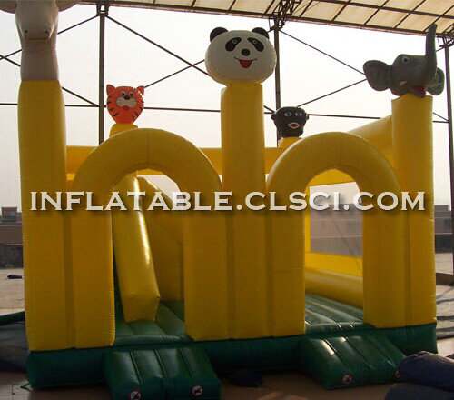 T2-2899 Inflatable Bouncer