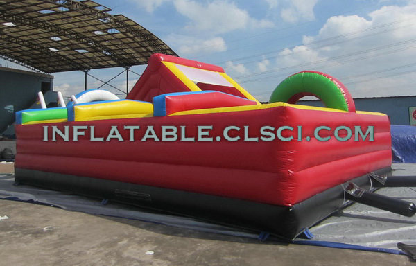 T2-28 Inflatable Obstacles Courses