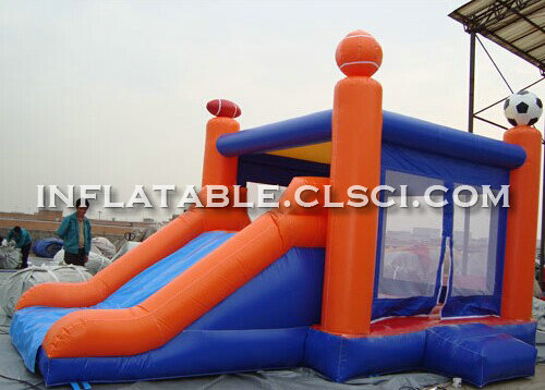 T2-2903 Inflatable Bouncer