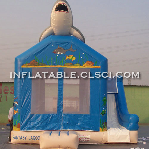 T2-2904 Inflatable Bouncer