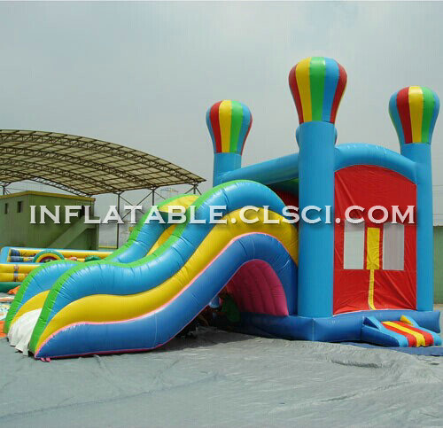 T2-2908 Inflatable Bouncer