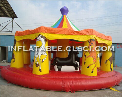 T2-2910 Inflatable Bouncer