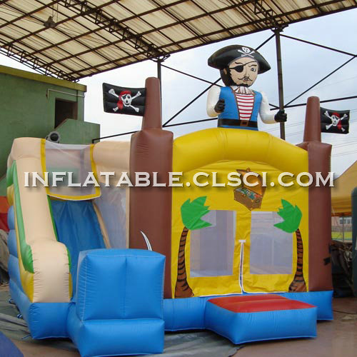 T2-2913 Inflatable Bouncers