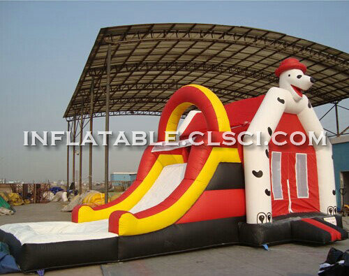 T2-2915 Inflatable Bouncer