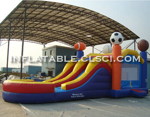 T2-2916 Inflatable Bouncer
