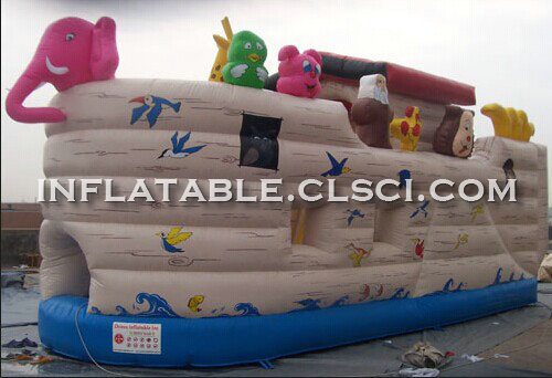 T2-2928 Inflatable Bouncer