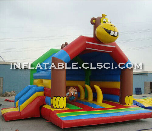 T2-2935 Inflatable Bouncer