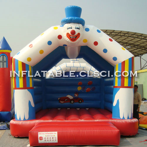 T2-2936 Inflatable Bouncer