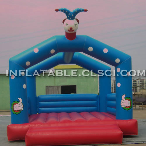 T2-2940 Inflatable Bouncers