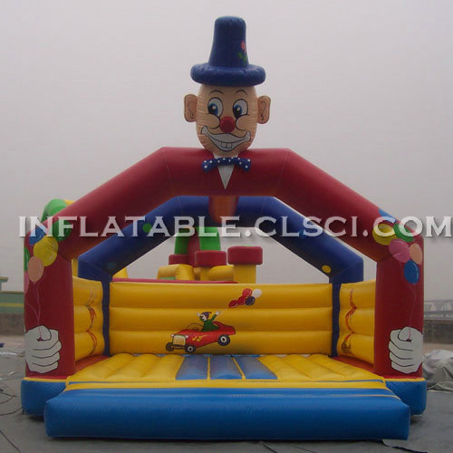 T2-2941 Inflatable Bouncers