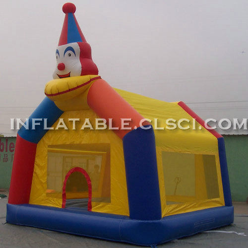 T2-2942 Inflatable Bouncers