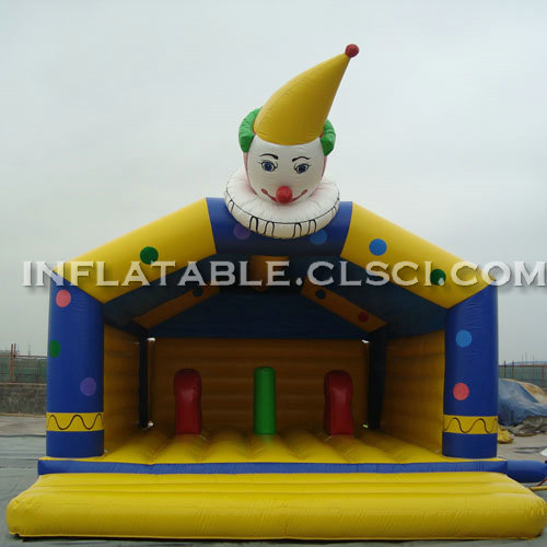 T2-2946 Inflatable Bouncers
